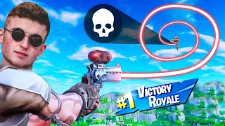 Infinite Lists Getting The VICTORY ROYALE (Fortnite LIVE)