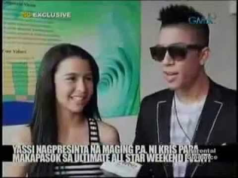 Yassi Pressman on Showbiz Central 07.24.11