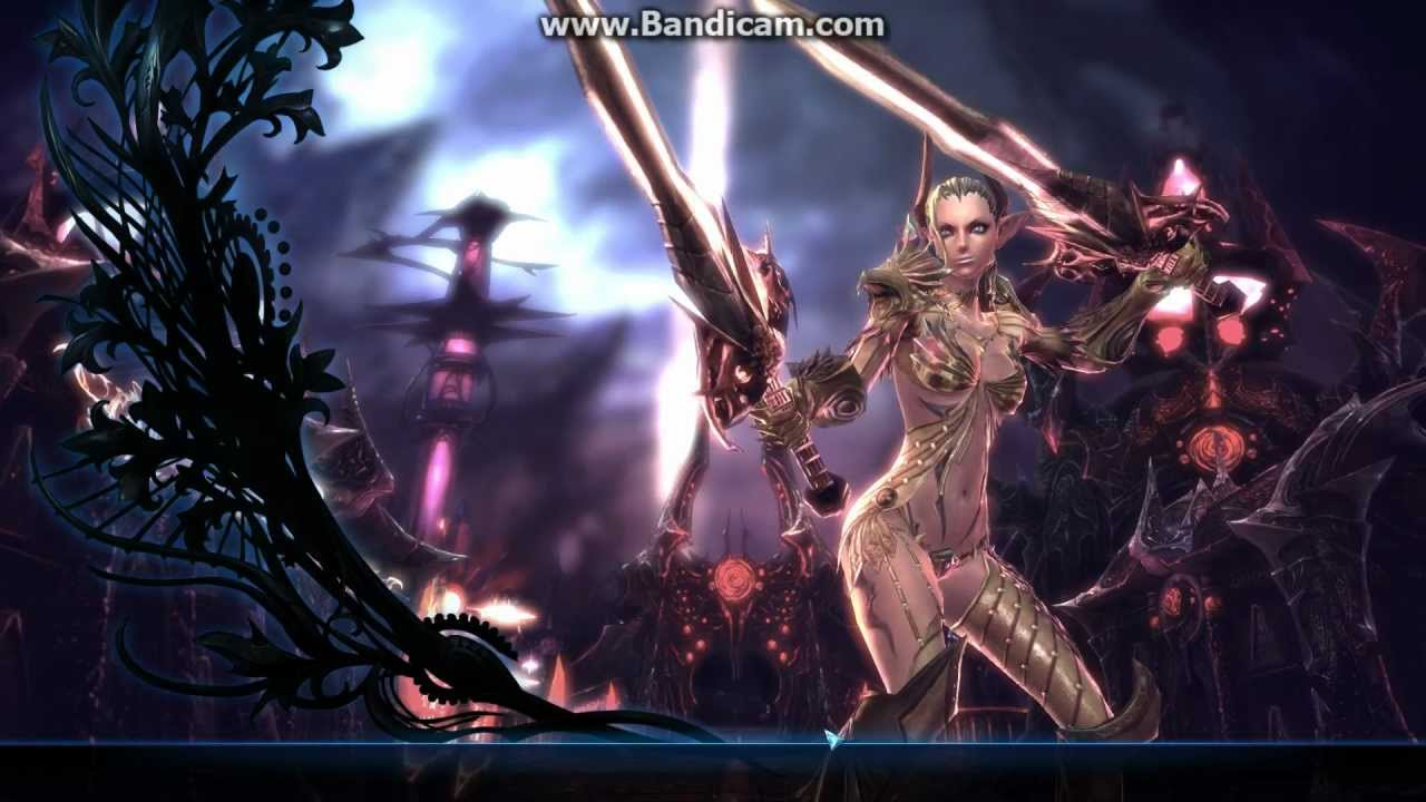 Tera Online Gameplay - First Look - In-Depth HD - YouTube