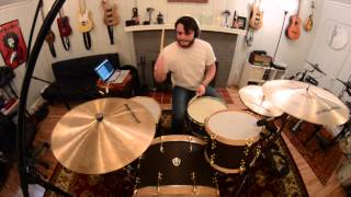 Ascend The Hill - I Surrender All - Drum Cover