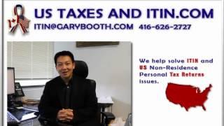 ITIN Agent.com | Federal Income Tax Returns | Toronto, CA Firm