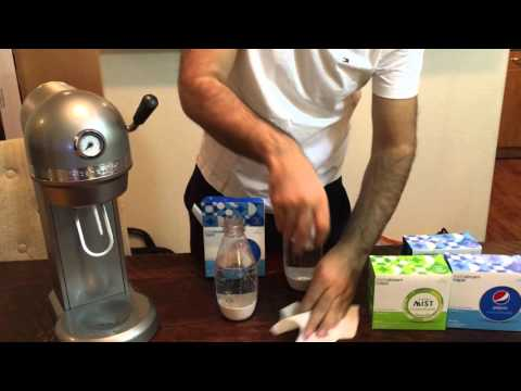 Thumbnail: Pepsi HomeMade by Sodastream Taste Test/How To