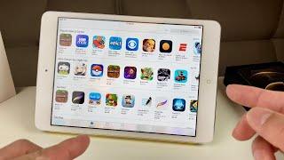 How to Download Aṗps on Old iPad (iPad Mini / iPad 1, 2, 3, 4 / iPad Air)