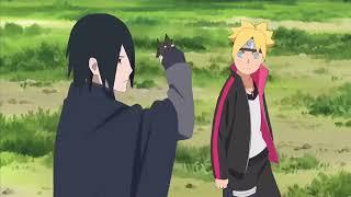 Sasuke TEACHES Boruto RASENGAN!! (Byakugan UNLEASHED)