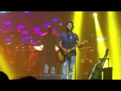 Gerua live by Arijit Singh in Singapore 2016
