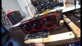 Про PowerColor Radeon RX Vega 56 Red Devil обзор и тест в майнинге