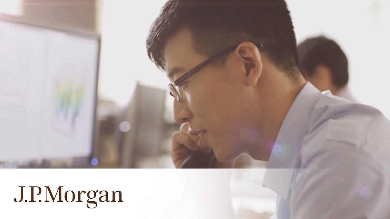 Technology Careers: Ocean   Employee Profiles   J P  Morgan
