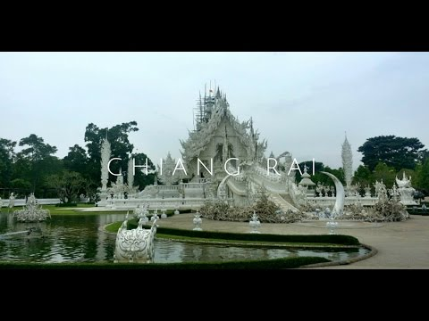 Chiang Rai   White Temple (Wat Rong Khun)   Sept 2015   Thailand