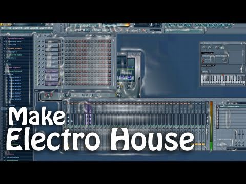 how to make electronic dance music in fl studio