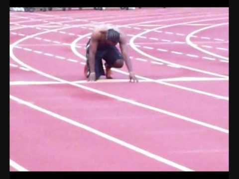 Walter Dix Goes 3.75 In The 40!!!!  Blazing Speed!!