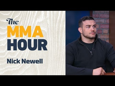 Nick Newell Doesn't Mind Taking 'The Hard Road' to UFC Through Contender Series
