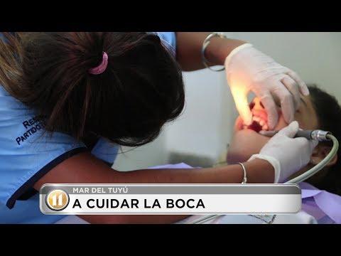 Atención odontológica en los centros de salud