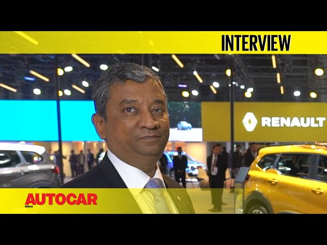 Venkatram Mamillapalle - CEO and MD, Renault India | Interview | Autocar India