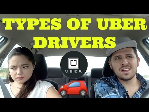 STEREOTYPES: UBER DRIVERS