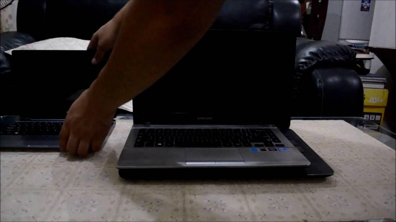 Laptop Size Comparison 10in Vs 14in Vs 15 6in Laptop Youtube