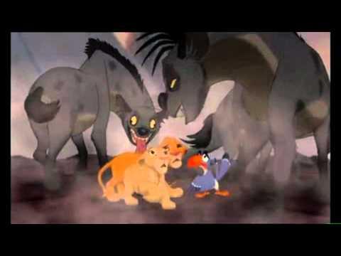 König Der Löwen Hyänen Namen