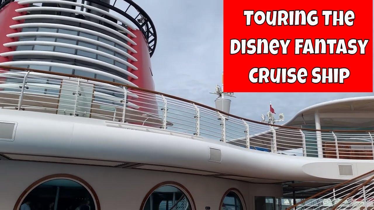 Touring the Disney Fantasy Cruise Ship | Detailed Ship Tour Including the Walter E. Disney Suite!