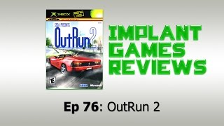 OutRun 2 Review (Xbox) 60 fps