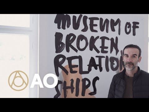 A Visit to the Museum of Broken Relationships