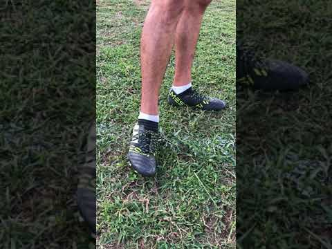 Understanding Your Kicking Foot Angle