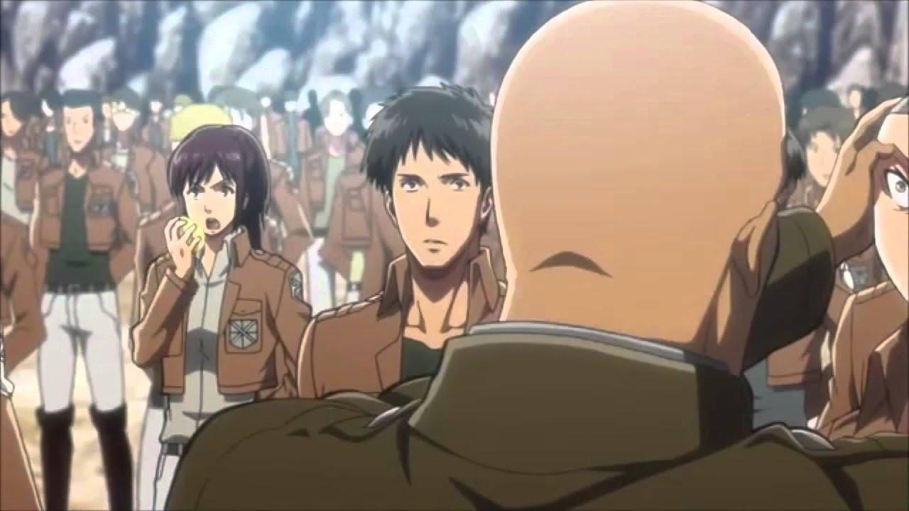 Shingeki no Kyojin (Attack on Titan) opening 2 full amv ...