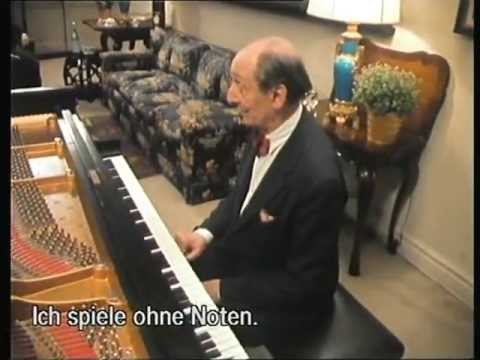 [HD] Vladimir Horowitz - The Last Romantic
