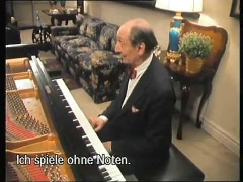 [HD] Vladimir Horowitz - The Last Romantic