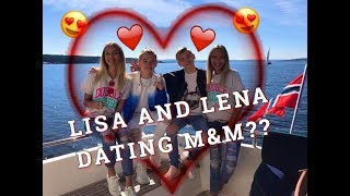 LISA AND LENA DATING MARCUS AND MARTINUS??