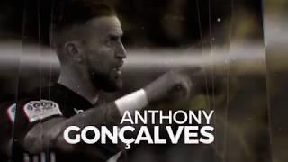 Anthony Gonçalves 5e meilleur joueur de la saison 18/19