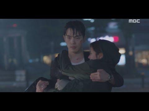 [Time] EP04,Kim Jung-hyun seeks Seo-hyun who is in a rain storm,시�0726