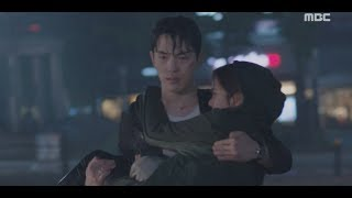 [Time]EP04,Kim Jung-hyun seeks Seo-hyun who is in a rain storm,시간20180726