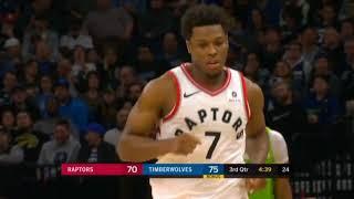 Toronto Raptors vs Minnesota Timberwolves   Full Game Highlights   January 20, 2018   2017-18 Season