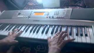 Teri galiyan piano with chord