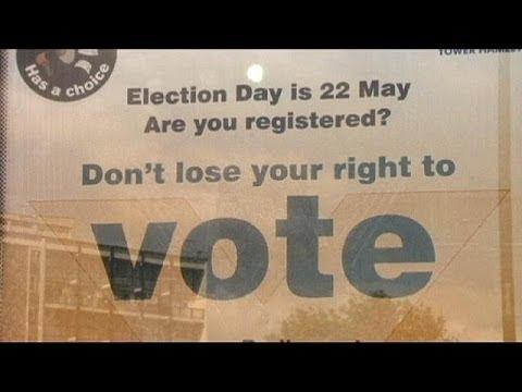 Dutch and British to vote first in European election marathon
