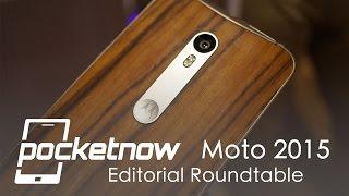 Pocketnow Editorial Roundtable - Motorola goes XGX