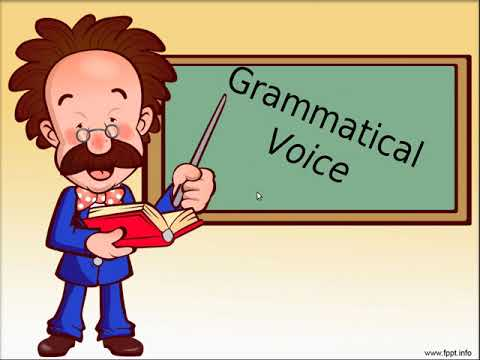 Grammatical Categories: Case, Degree, Voice Semantic Relations: Homonymy, Meronymy, Presupposition