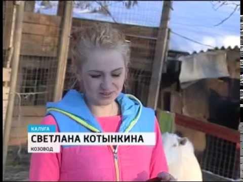 Год Козы ГТРК Калуга 30.12.14