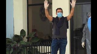 Italiano Primer caso de COVID-19 en RD Entrevista Exclusiva Noticias Telemicro