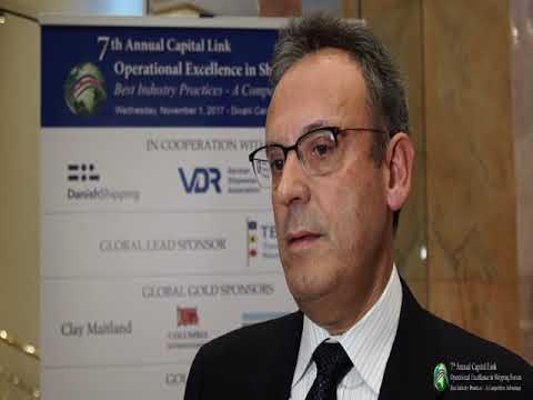 2017 7th Annual Operational Excellence in Shipping - Kostas G. Vlachos Interview