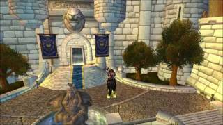 world of warcraft the funny place
