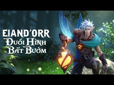 MV TRAILER | Eland'orr - Đuổi Hình Bắt Bướm - Soul of the wanderer | Garena Liên Quân Mobile