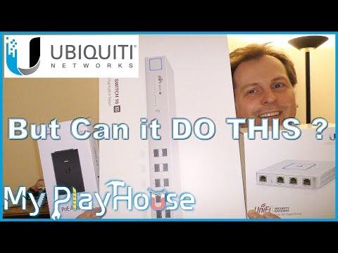 Ubiquiti UniFi USG and US-16-XG 10G Switch - Challenges - 653