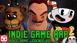 "Video Game Legends Rap, Vol. 3 - ""Indie Games Rap"" by JT Music"