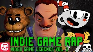 Video Game Legends Rap, Vol. 3 - 'Indie Games Rap' by JT Music