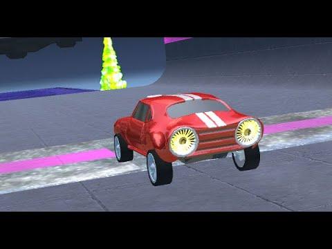 Fly Car Stunt 4 Full Gameplay Walkthrough