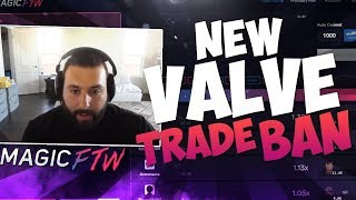 Moe Reaction Valve Trade Ban!