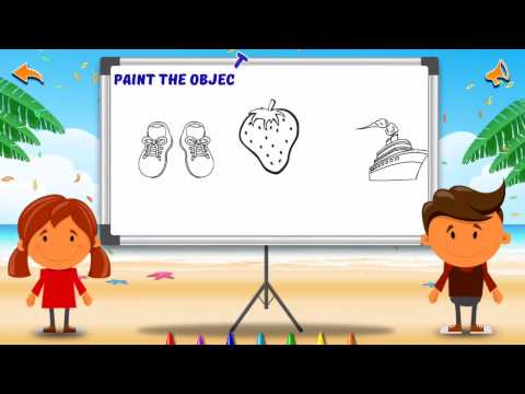 Preschool Kids Learning Fun