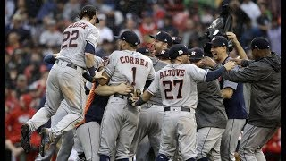 2018 Houston Astros They Back (2017 Playoff Highlights ALDS)