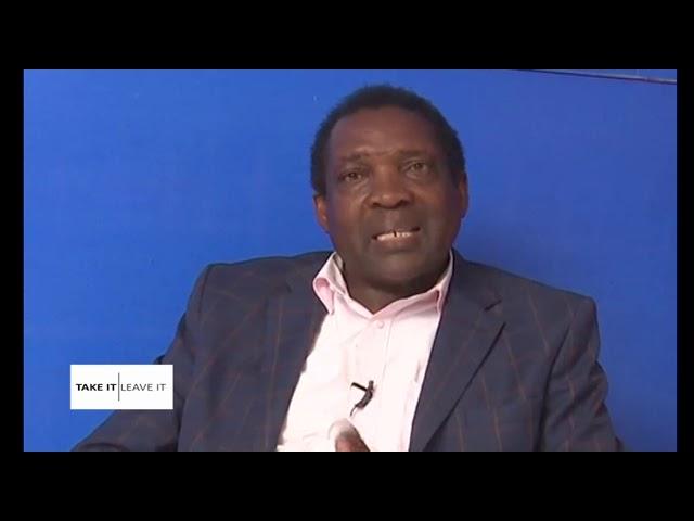 JARAMOGI was right: Not yet Uhuru