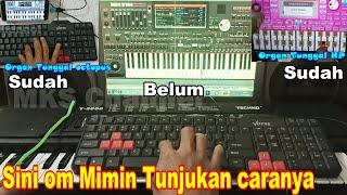 CARA SETTING CARA MAIN ORGAN TUNGGAL DI PC KOMPUTER / LAPTOP @MKS Channel